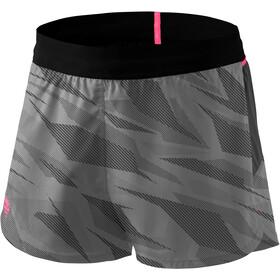 Dynafit Vert 2 Camo Shorts Dames, quiet shade camo